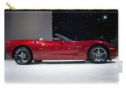 Red Vette Carry-all Pouch