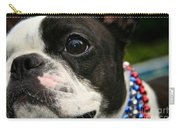 Red White And Boston Carry-all Pouch