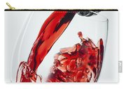 Red Wine Pour Carry-all Pouch