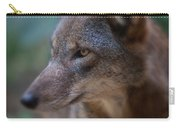 Red Wolf Stare Carry-all Pouch