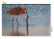 Reddish Egret Checking It Out Carry-all Pouch