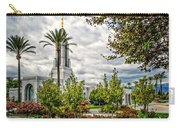 Redlands Temple Palm Carry-all Pouch
