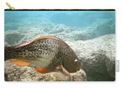 Redlip Parrotfish Carry-all Pouch