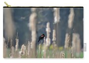 Redwinged Blackbird Carry-all Pouch