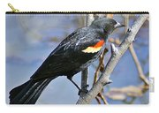 Redwinged Blackbird I Carry-all Pouch