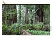 Redwood National Park, California Carry-all Pouch