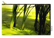 Reeds In Pond Carry-all Pouch