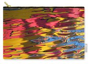 Reflection Abstraction Carry-all Pouch