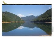 Reflection At The Reservoir Carry-all Pouch