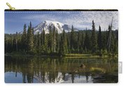 Reflection Lake And Mount Rainier Carry-all Pouch