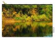 Reflection Of Autumn Colors Carry-all Pouch