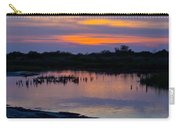 Reflection Of The Sunset Carry-all Pouch