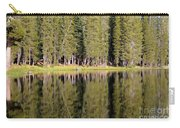Reflections Along Summit Lake Carry-all Pouch