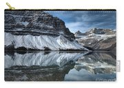 Reflections At Bow Lake Carry-all Pouch