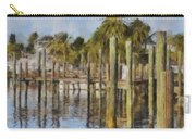 Reflections At Fort Pierce Carry-all Pouch