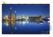 Reflections At Freemantle Carry-all Pouch