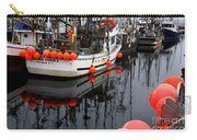 Reflections At French Creek Carry-all Pouch by Bob Christopher
