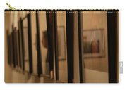 Reflections From A Series Of Painting Frames Carry-all Pouch