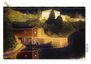 Reflections Golden Morning Carry-all Pouch by Barbara Griffin