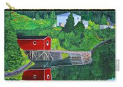 Reflections H D R Carry-all Pouch by Barbara Griffin