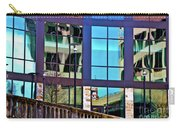 Reflections In San Antonio Texas Carry-all Pouch