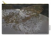 Reflections Of A Lacy Leaf Carry-all Pouch