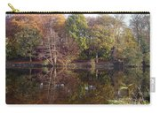 Reflections Of Autumn Carry-all Pouch by Rod Johnson