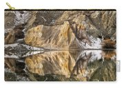 Reflections Of Clay Cliffs In Blue Lake Carry-all Pouch