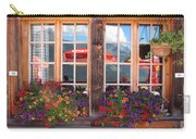 Reflections Of Switzerland Carry-all Pouch