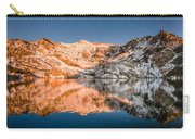 Reflections On Angel Lake Carry-all Pouch