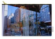 Reflections On Madison Avenue Carry-all Pouch