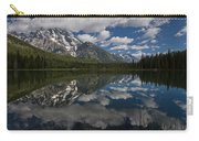 Reflections On Mount Moran Carry-all Pouch