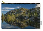 Reflections On Salmon Lake Carry-all Pouch