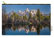 Reflections On Schwabacher Landing Carry-all Pouch