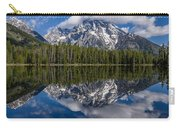 Reflections On String Lake Carry-all Pouch