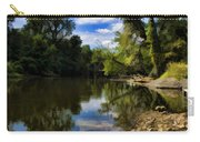 Reflections On The Kankakee Carry-all Pouch