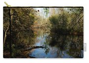 Reflective River Thoughts Carry-all Pouch