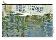 Reflective Water Abstract Carry-all Pouch