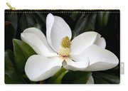 Regal Southern Magnolia Blossom Carry-all Pouch