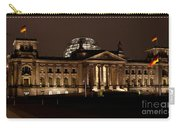 Reichstag At Night Carry-all Pouch