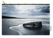 Reighton Sands Beach Carry-all Pouch