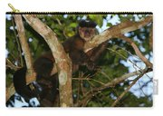 Relaxed - Brown Capuchin Carry-all Pouch