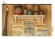 Relics Of The Old West Carry-all Pouch