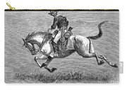 Remington: 10th Cavalry Carry-all Pouch