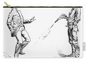 Remington: Cowboy, 1888 Carry-all Pouch