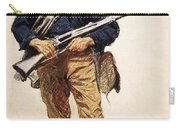 Remington: Soldier, 1901 Carry-all Pouch