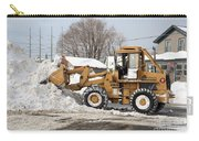 Removing Snow Carry-all Pouch by Ted Kinsman
