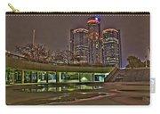 Renaissance Center Detroit Mi Carry-all Pouch