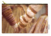 Renaissance Couple Holding Hands Carry-all Pouch