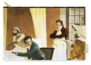Rene Laennec, French Physician Carry-all Pouch